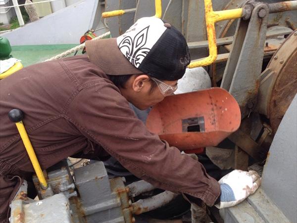 業務内容-船舶管理業務