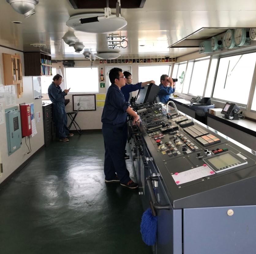 1:船舶保守管理